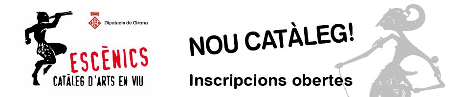 Catàleg escènics