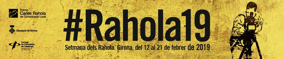 Setmana dels Rahola 2019